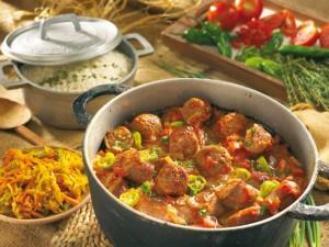 Réunion Cuisine - Rougail saucisses